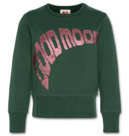 AO AO sweater good green