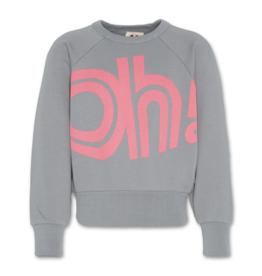 AO AO raglan sweater oh!