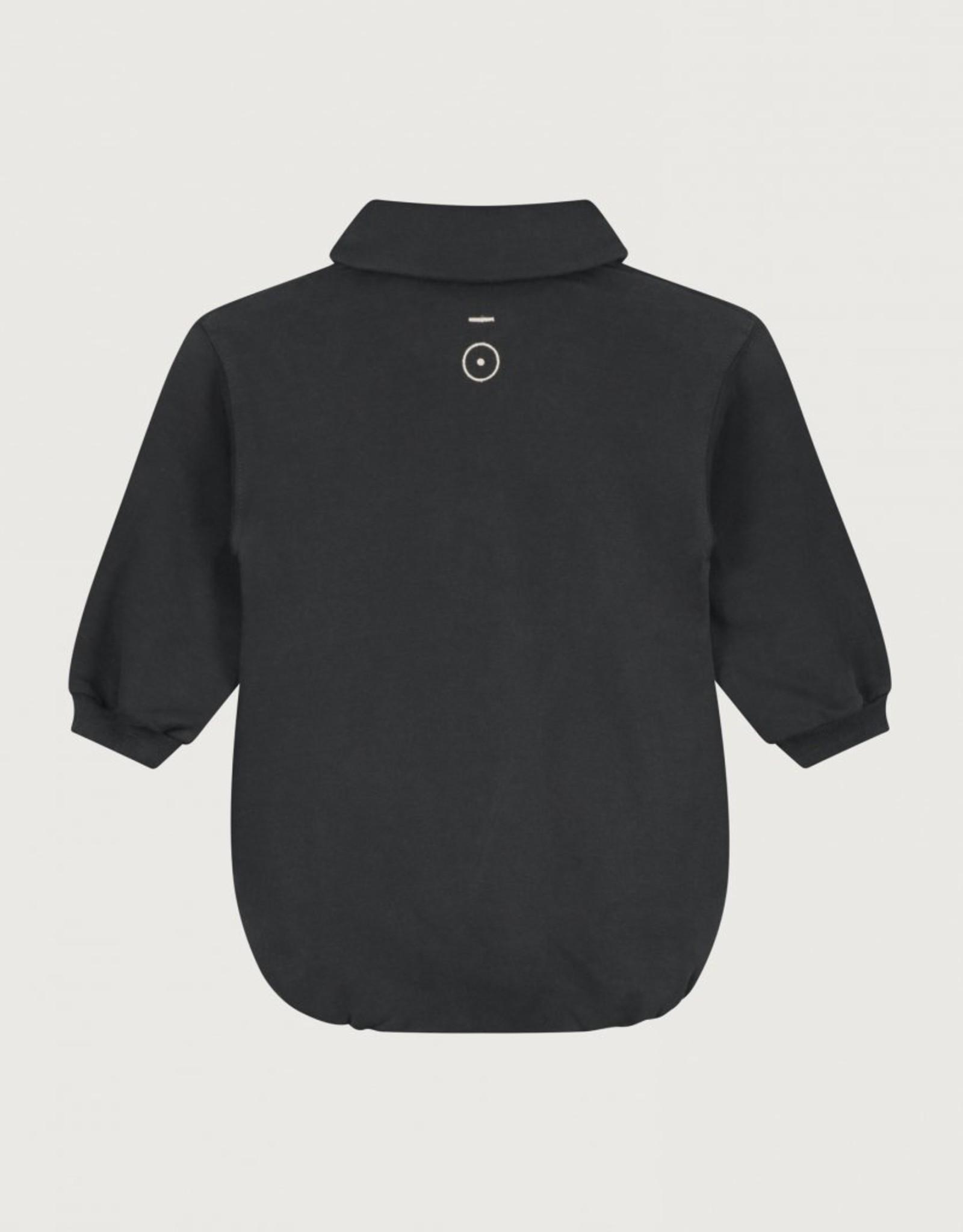 Gray Label Gray Label bodysuit nearly black