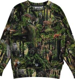 Molo Molo t-shirt lange mouwen forest life