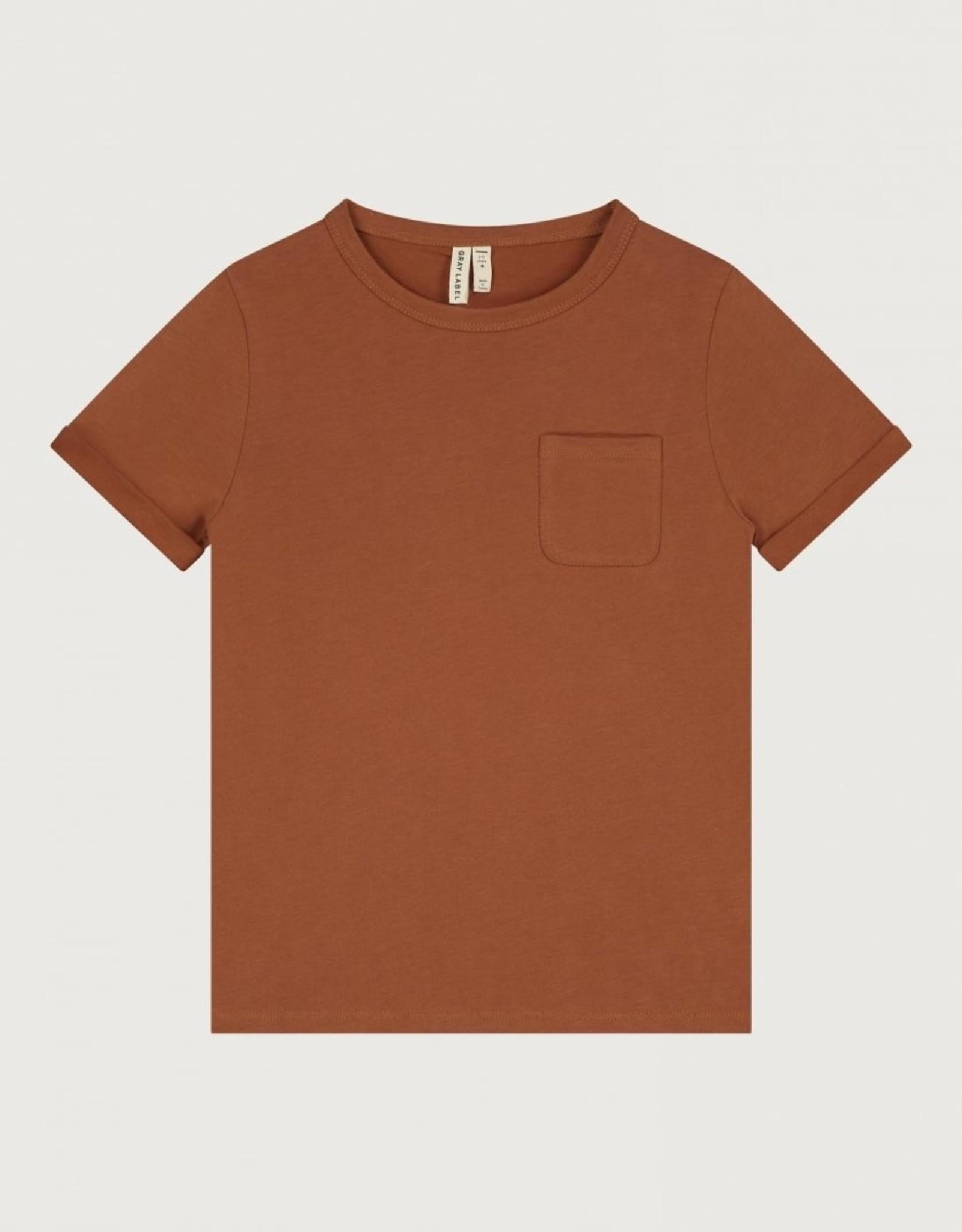Gray Label Gray Label pocket te autumn