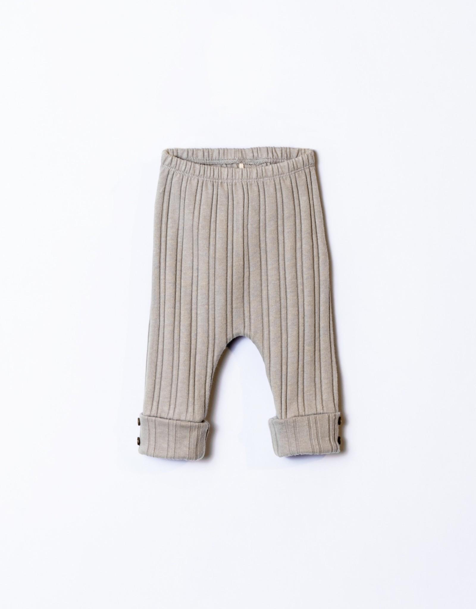 Play Up Play Up legging rib simplicity (grijs/beige)