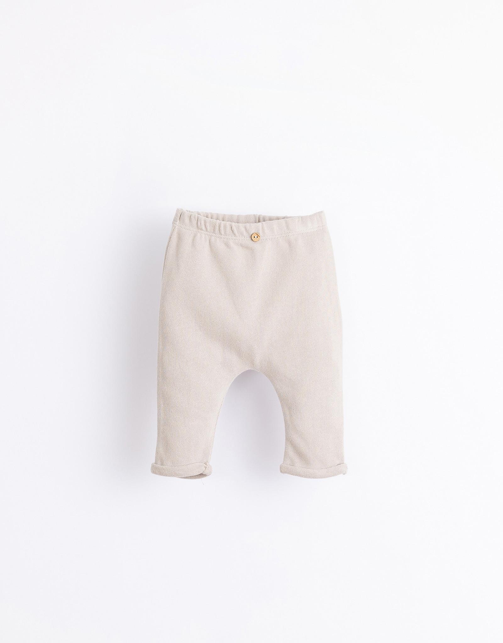 Play Up Play Up jersey broekje simplicity (grijs/beige)