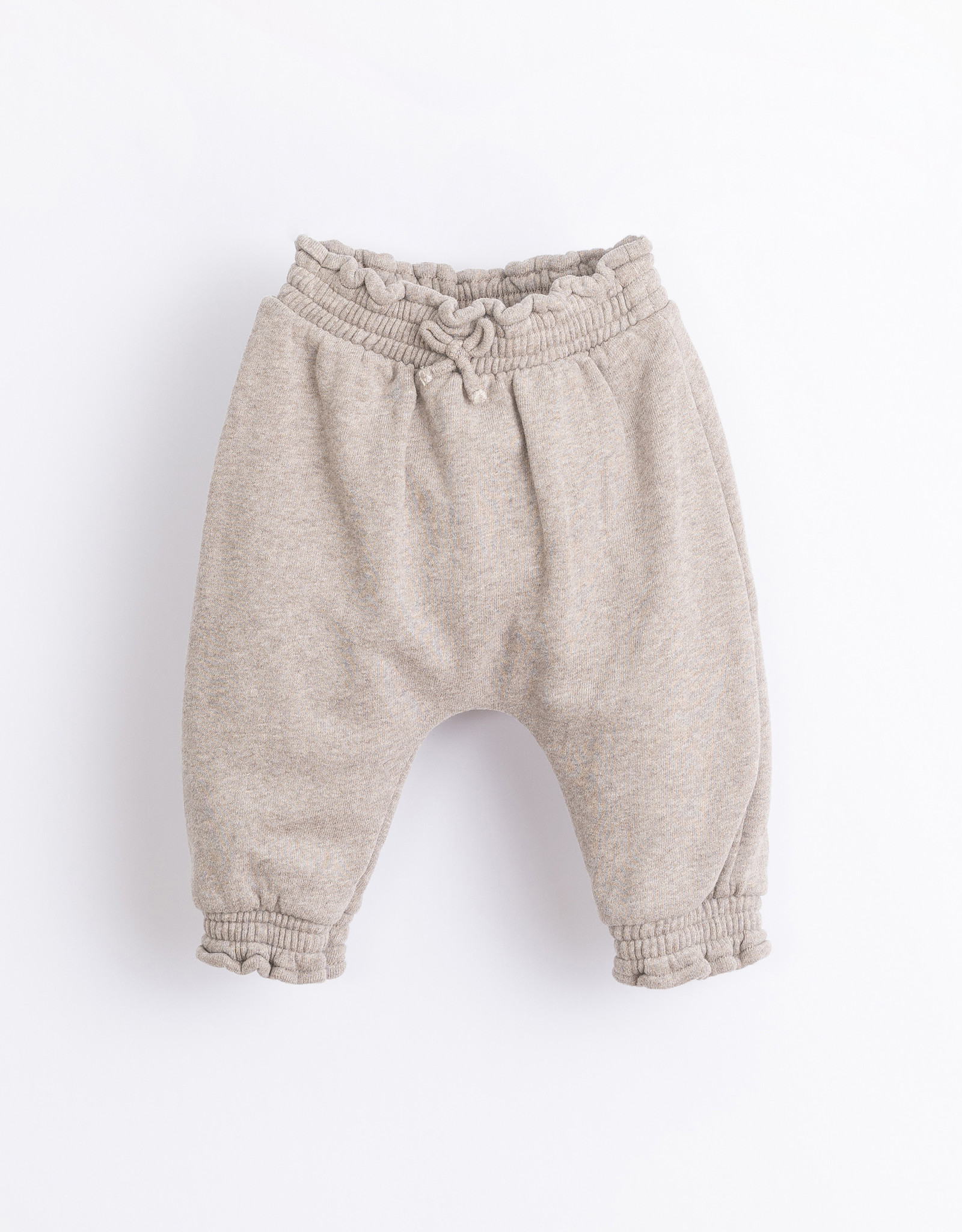 Play Up Play Up jersey fleece trousers simplicity melange