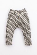 Play Up Play Up jacquard trousers frame