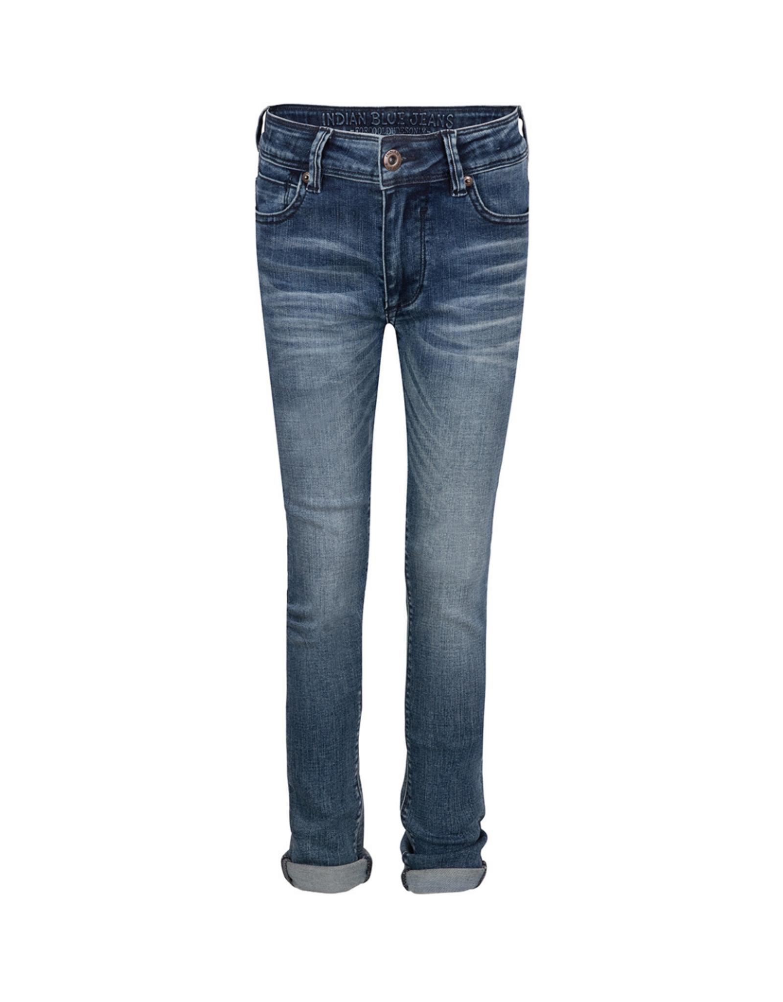 Indian Blue Jeans Indian Blue Jeans blue brad super skinny fit
