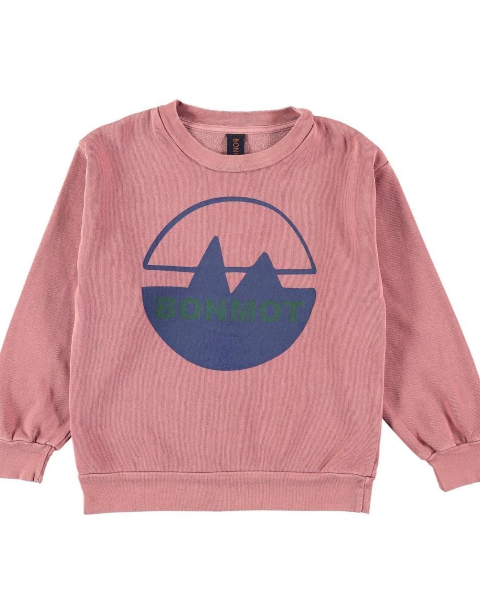 Bonmot Organic Bonmot sweater mountain Rust