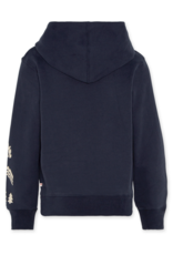 American Outfitters AO hoodie on top night blue