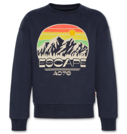 American Outfitters AO sweater escape night blue