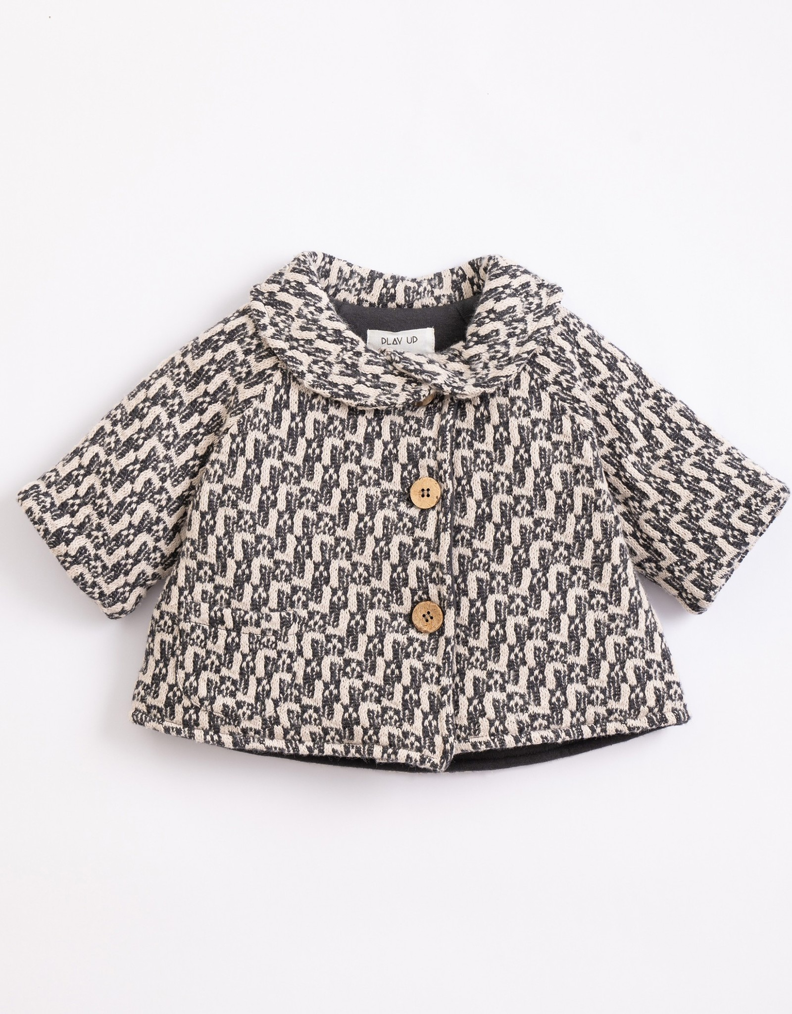 Play Up Play Up organic cotton lined jacket frame