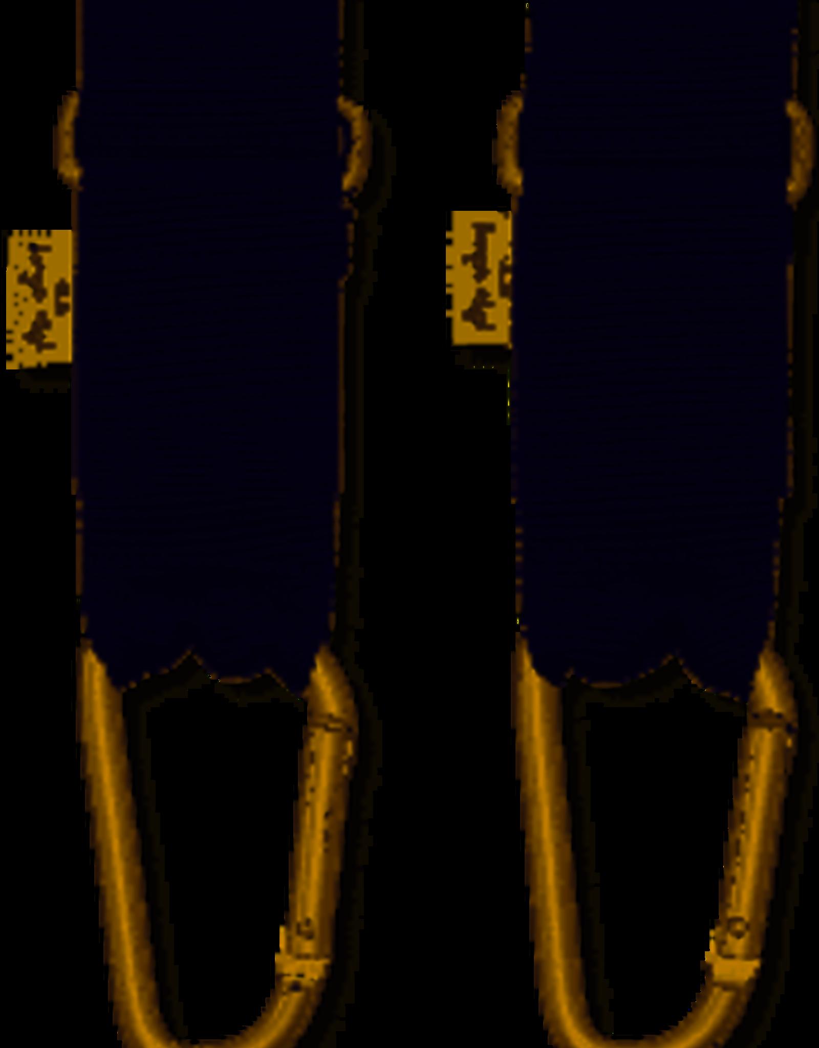 Konges sløjd Konges Slojd stroller straps navy