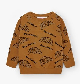 Nadadelazos Nadadelazos  Sweater Delicious Croissant