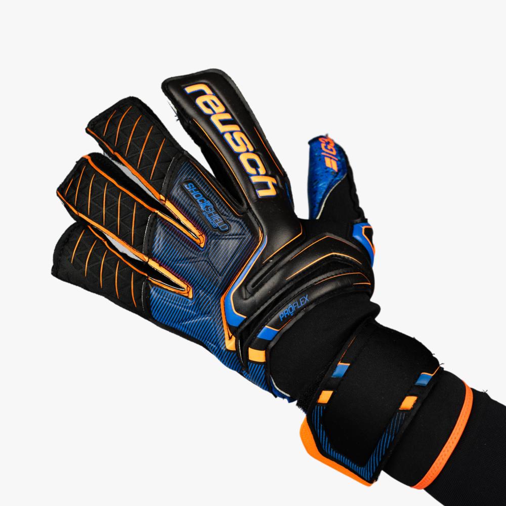 Reusch Attrakt G3 Fusion Goaliator - Hybrid