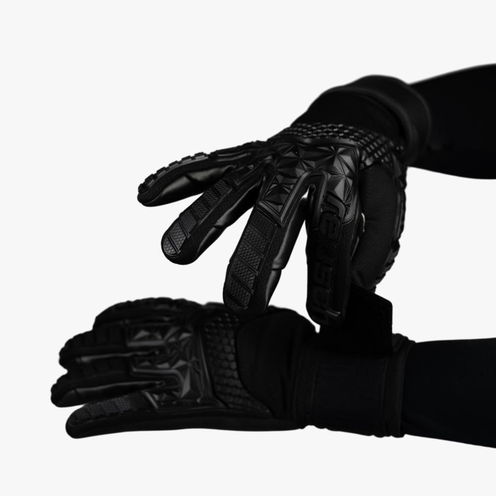 Reusch Attrakt Freegel S1 Zwart - Negative