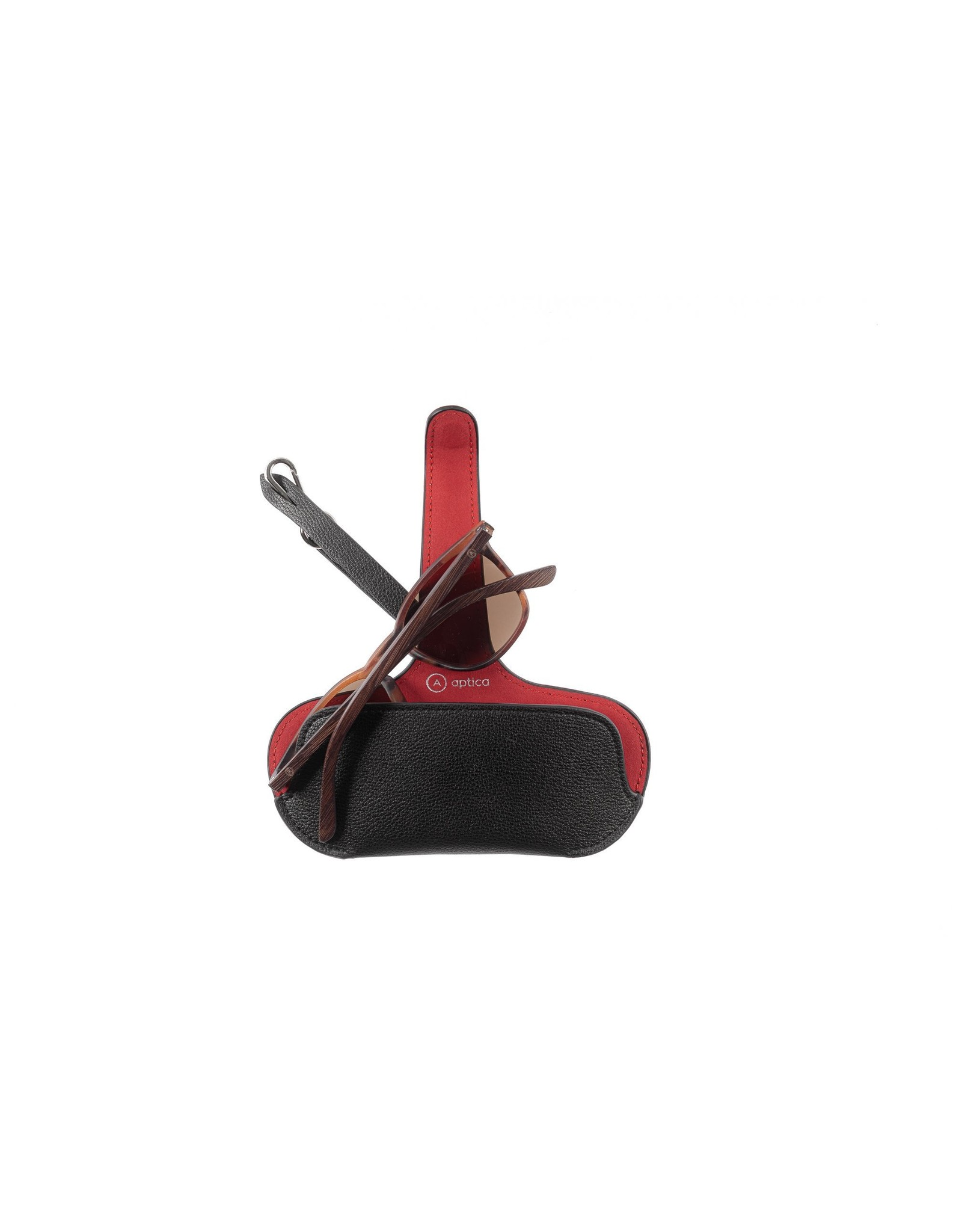 Brilatelier - Accessoires Etui - Pouch - Black with red lips