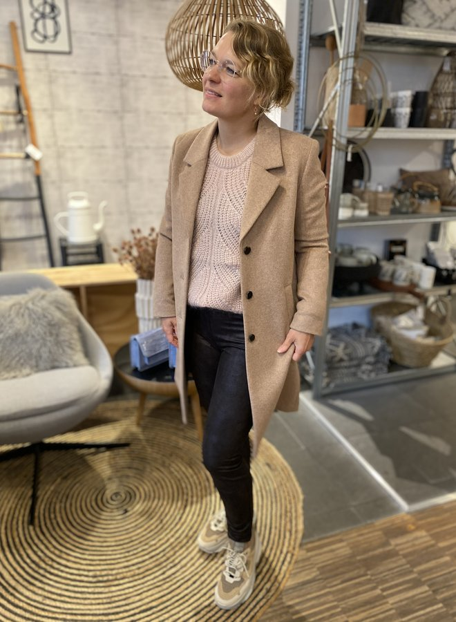 Moscow W20.56.02 trouser legging brown