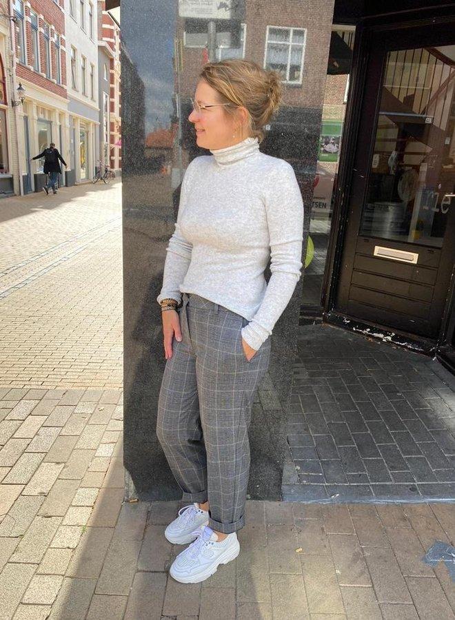 SF W20 milo cropped pant grey