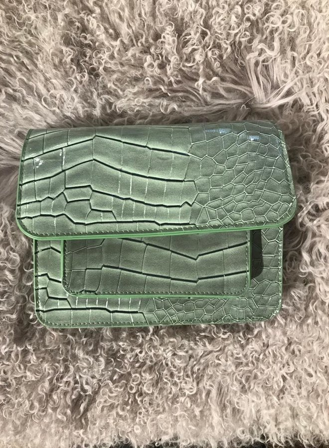 Hvisk cayman snake pocket