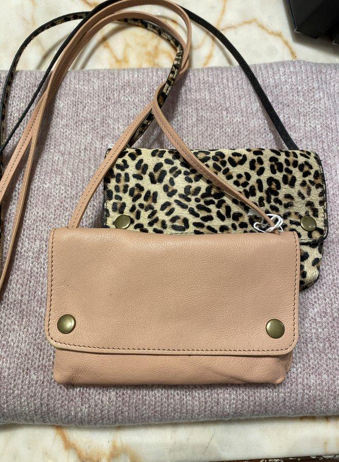 BY BAR julie hair bag leopard