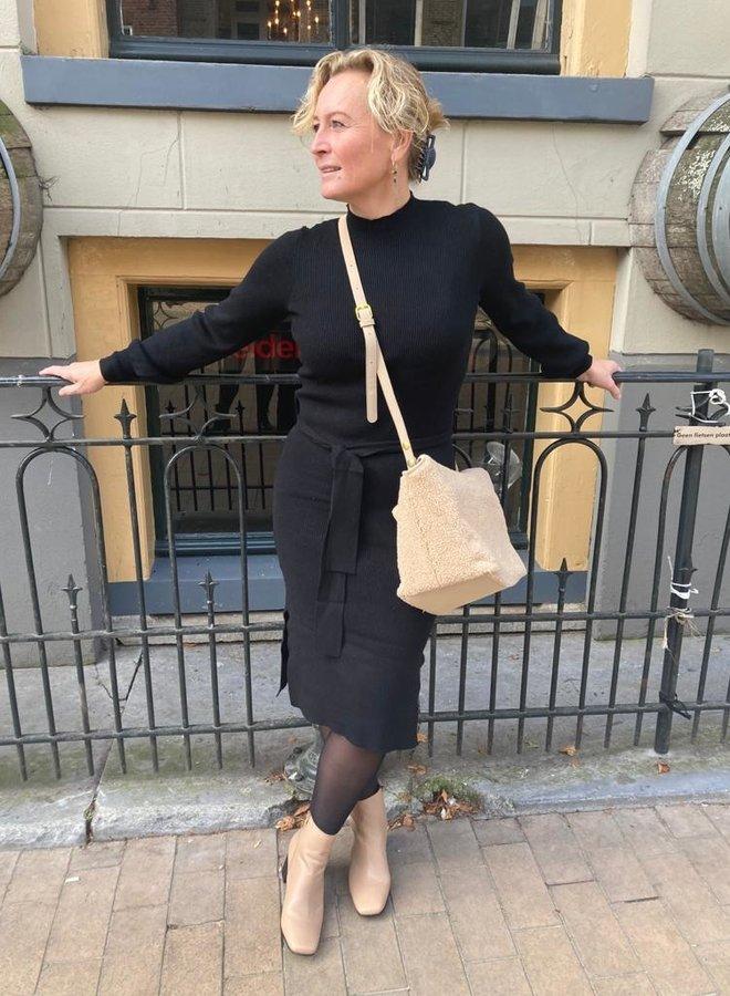 Moss W20F mallory dress black