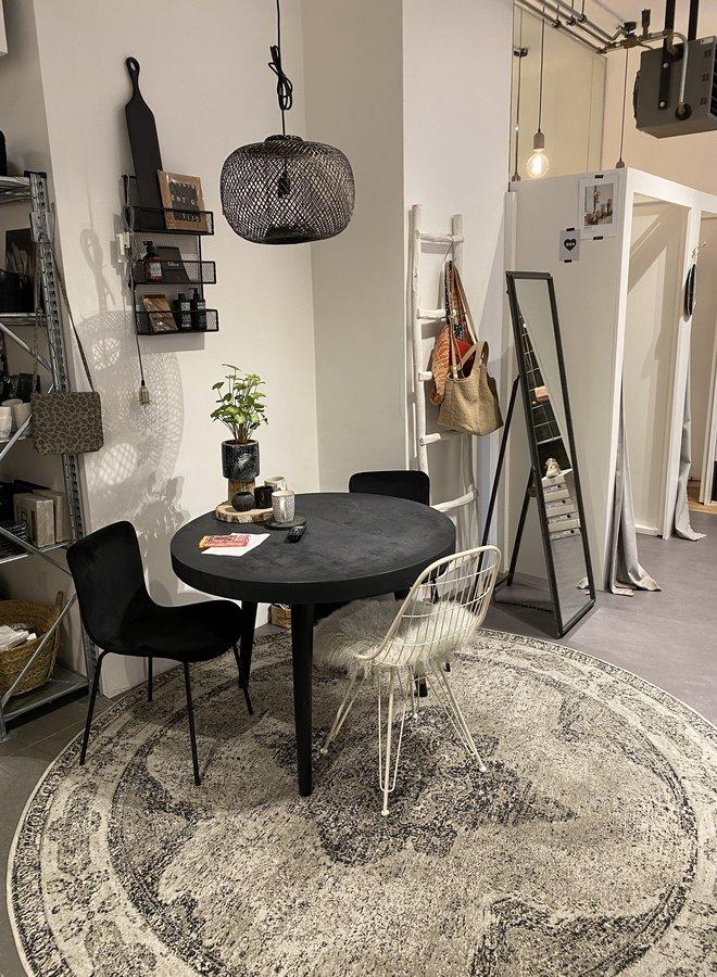 Nordal venus tapijt grey 240cm