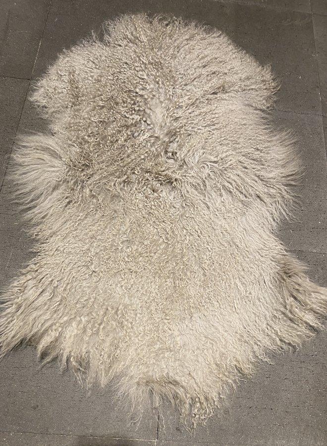 Bloomingville skin lambskin grey