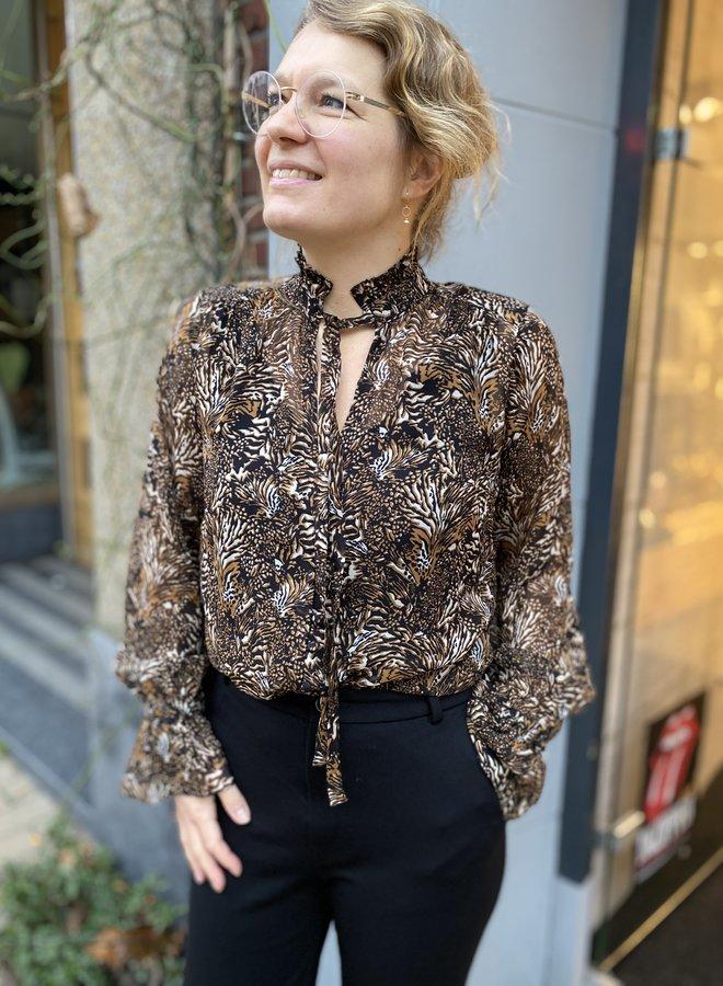 Dante6 nova animal blouse