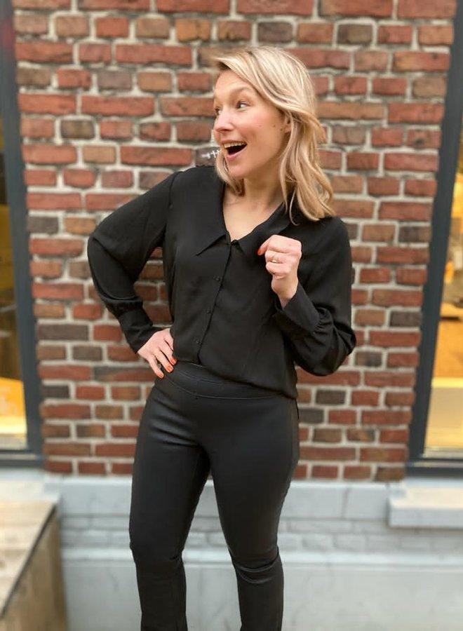SF doris blouse black