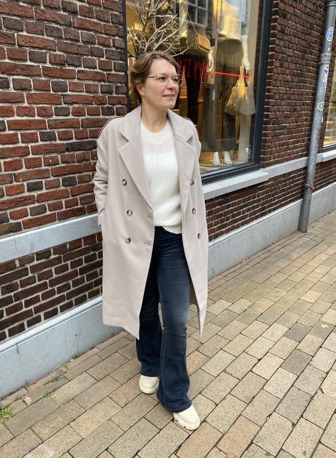 10days oversized wool coat