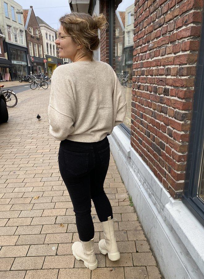 sophia skinny jeans black noos