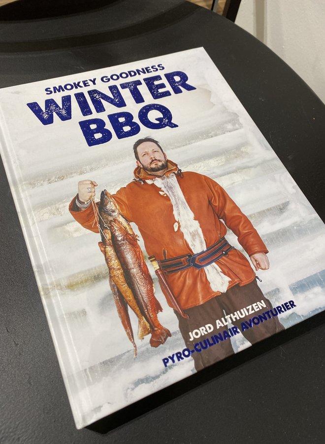 Kookboek winter BBQ