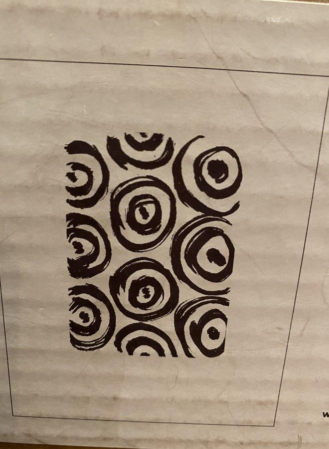 NAdesign poster olifantpoep circles