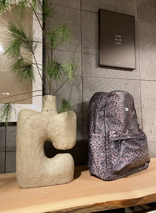 10days backpack leopard taupe