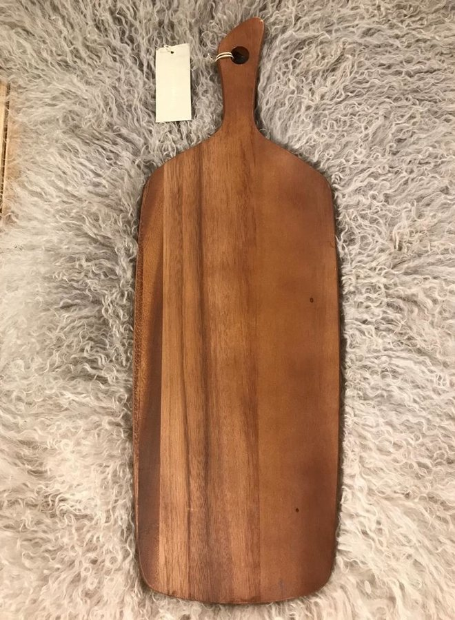 Bloomingville broodplank donker hout SMALL