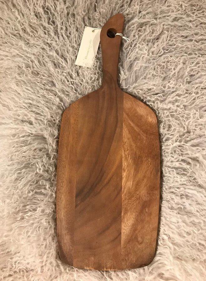 Bloomingville broodplank donker hout