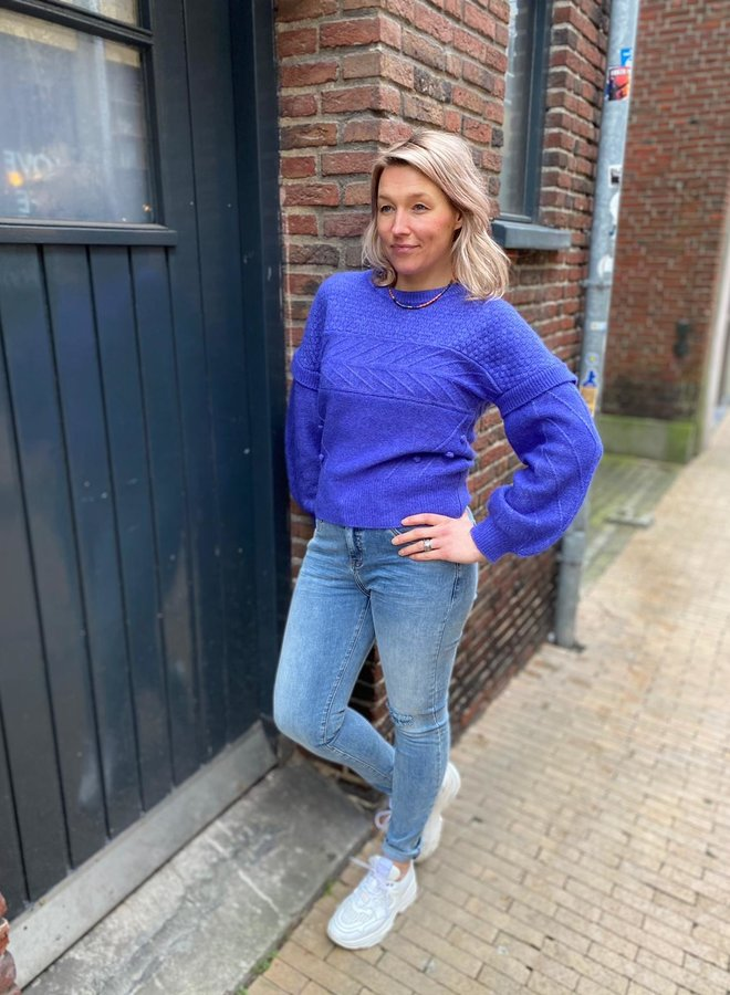 Dante6 oakly sweater violet