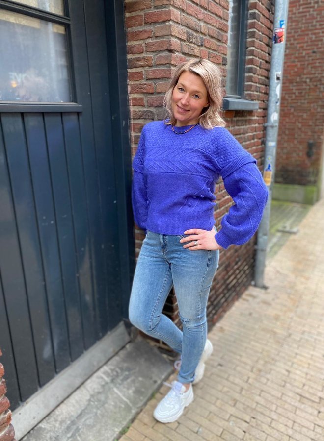Circle pippa jeans blue illusion