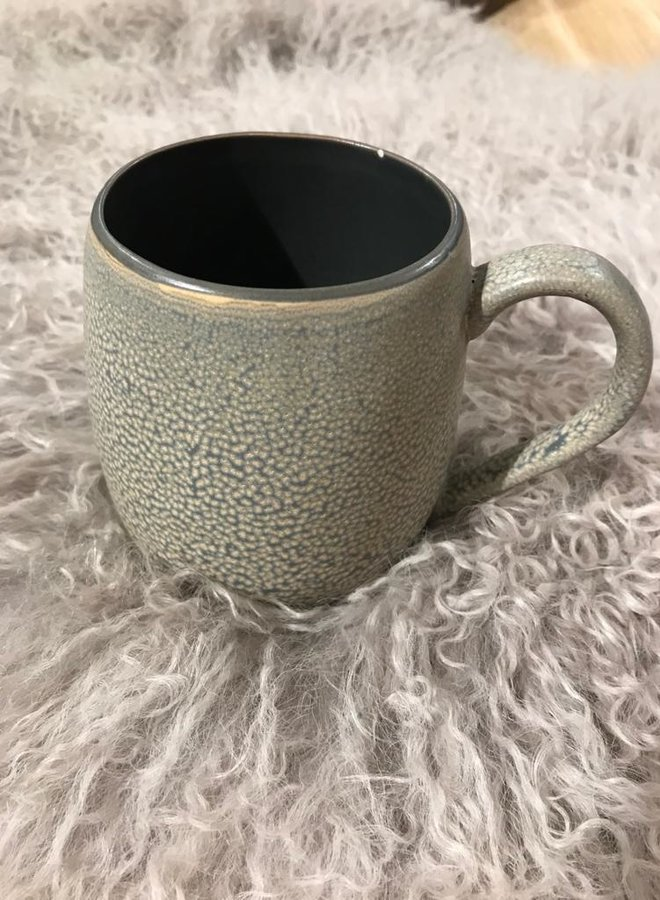 Bloomingville kendra mug grey