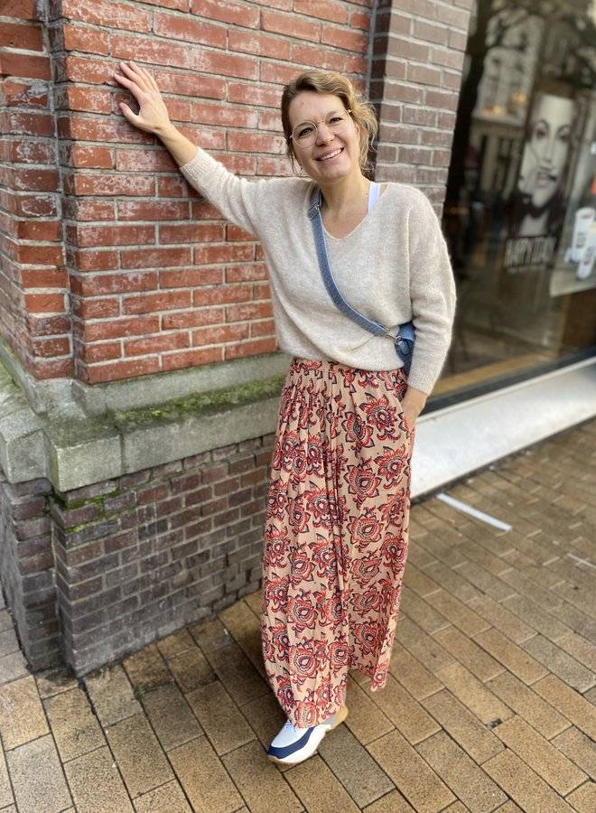 By Bar liv pullover sand