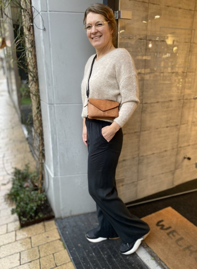 Knit-ted marloes pant black