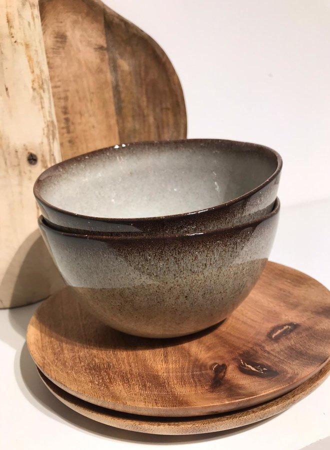 Bloomingville sanderine bowl