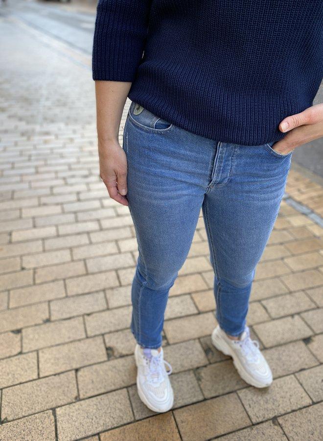 Lois riko straight jeans blue