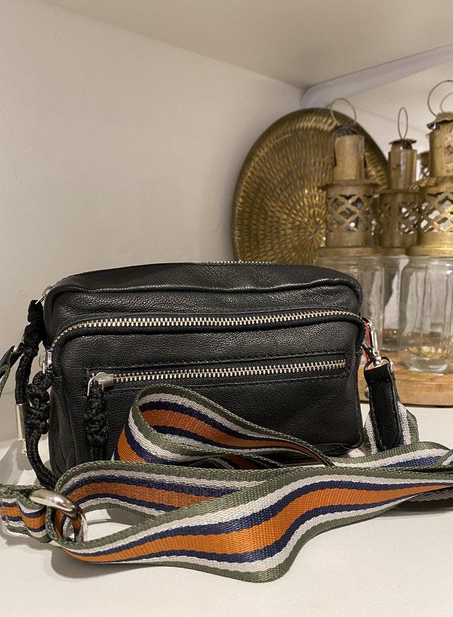 Becksöndergaard sheen mally bag black