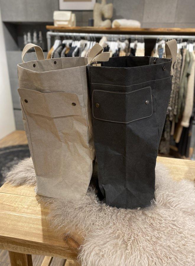 Uashmama laundry bag zwart