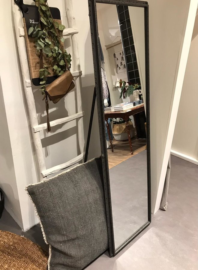 Nordal spiegel staand black
