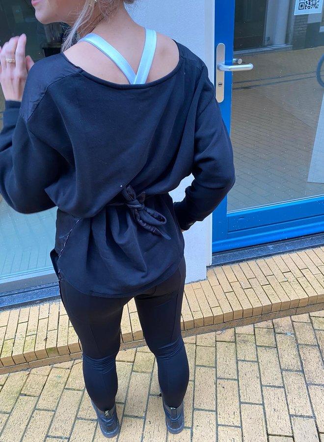 10days belted top black