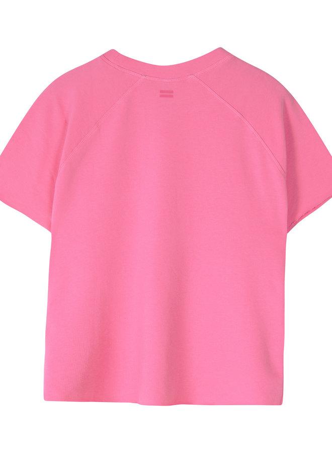 10days sleeveless sweater pink