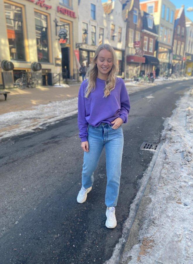 American feryway sweater purple