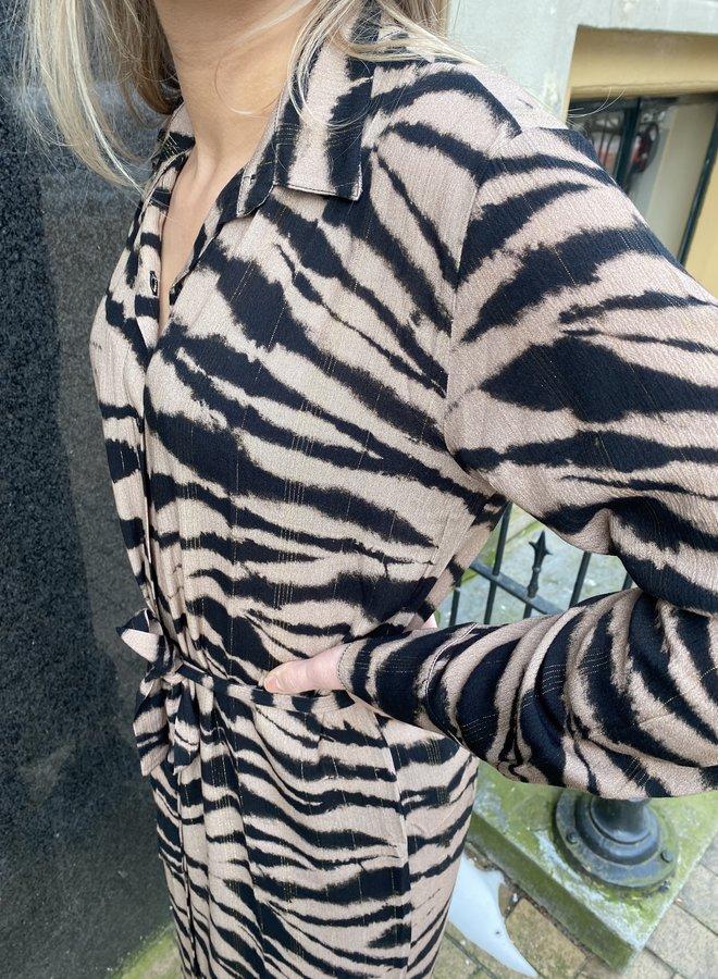 Les Favorites kiki beige dress