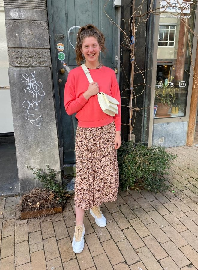Moss merila maxi dress